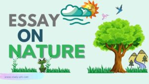 Essay on Nature