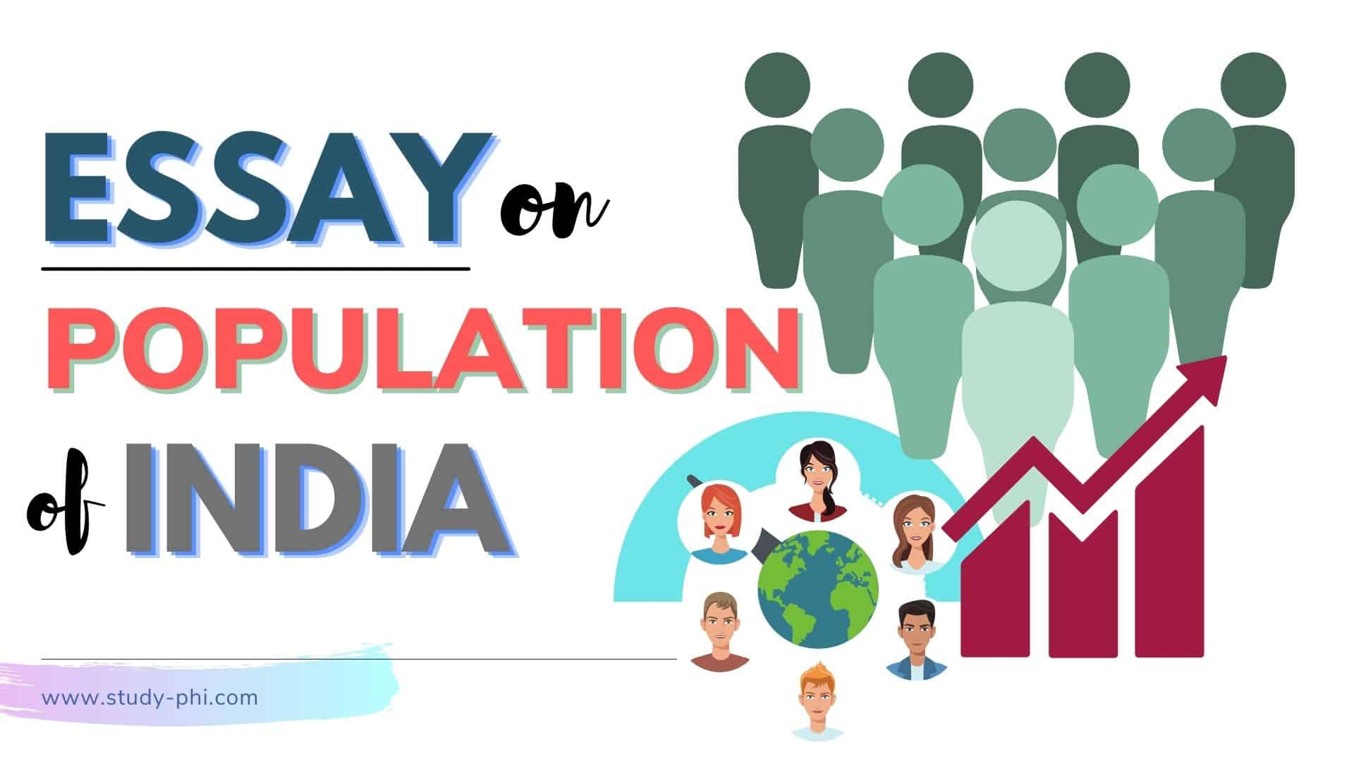 Essay on Population of India